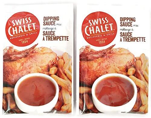 Swiss Chalet Sauce Packets