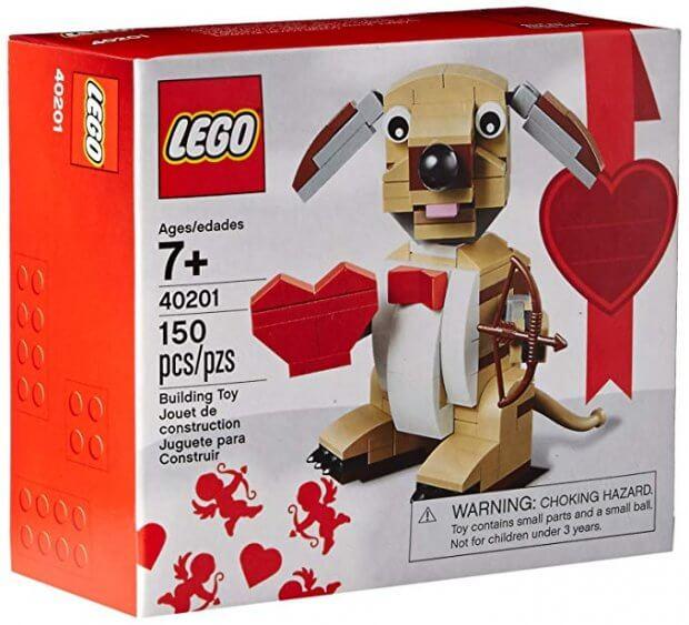 LEGO Cupid Dog