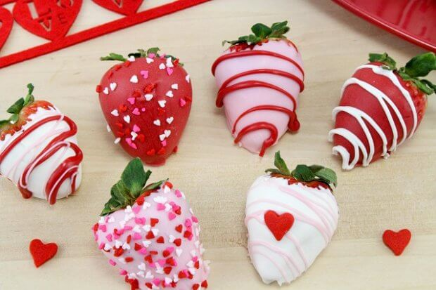 valentine-strawberries