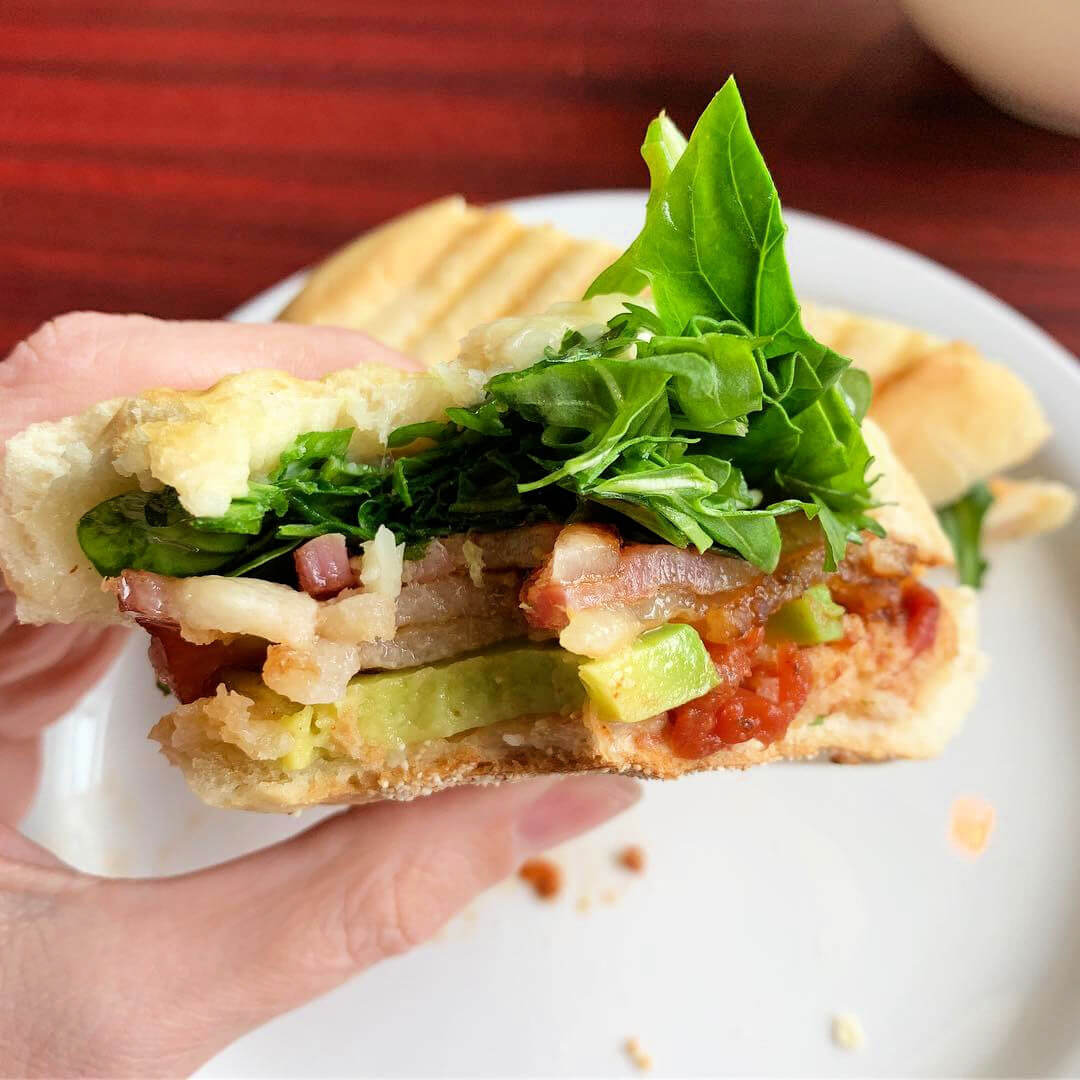 California BLT from Tollers Bistro