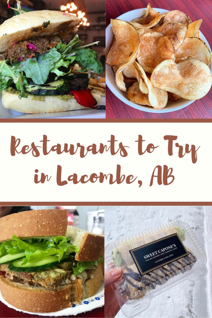 My Favourite Restaurants in Lacombe, AB