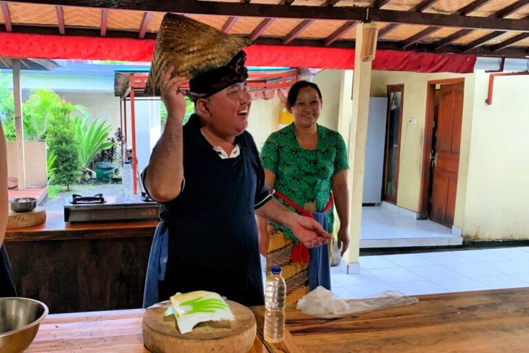 Ketut's Cooking School Ubud
