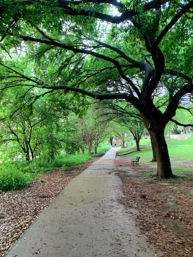 Lady Bird Lake Hike and Bike Trail