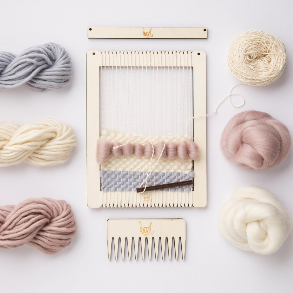 Loom kit from Etsy