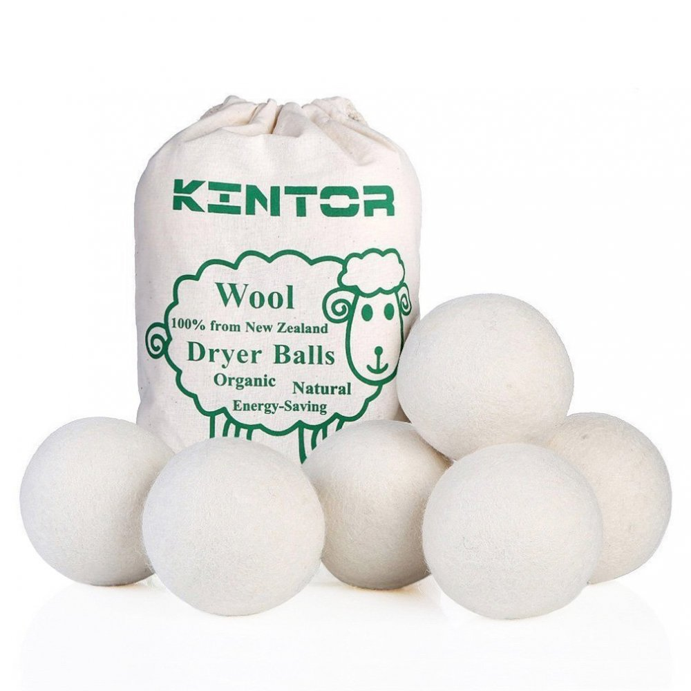 Eco-Friendly products - wool dryer balls