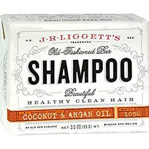 Eco-Friendly products - bar shampoo