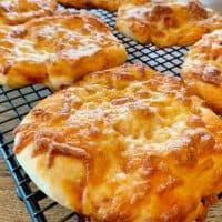 Homemade Snack Pizzas