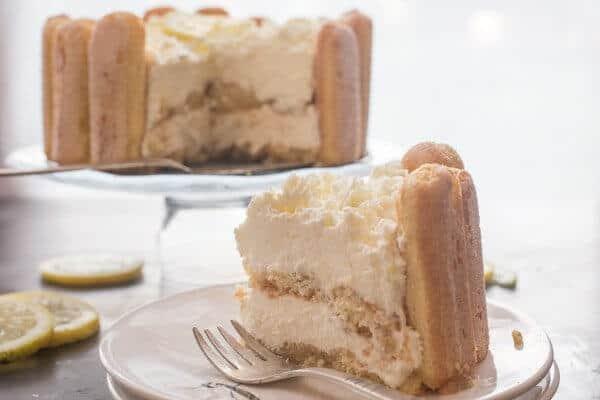Lemon charlotte Birthday Cake Alternatives