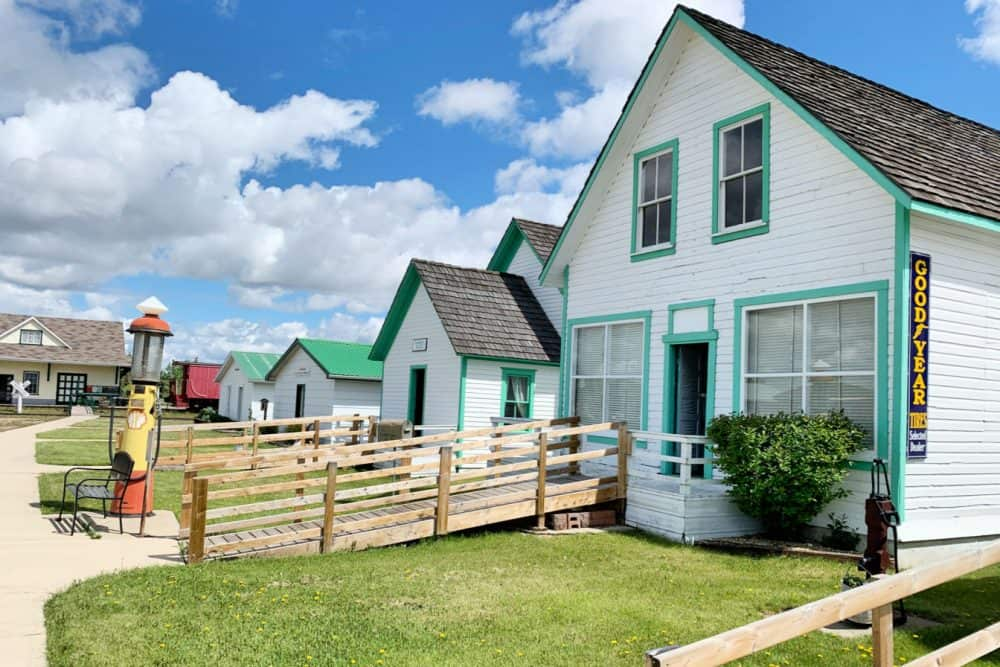 Stettler Town and Country Museum
