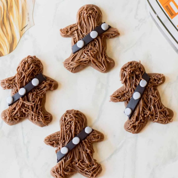 Wookie Cookies! A Star Wars Inspired Treat