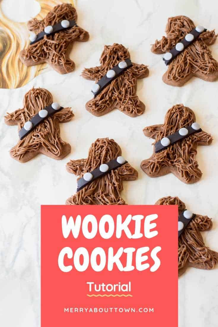 Wookie Cookies Recipe and Tutorial