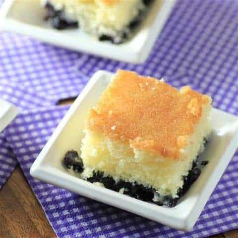 MWM - Blueberry Breakfast Cake