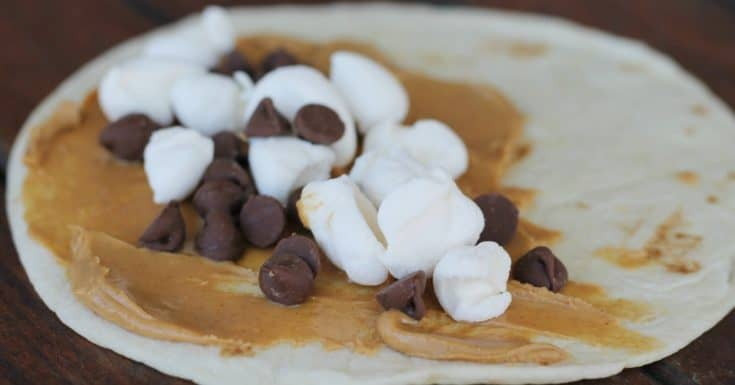 S'more or Taco? It's a Smaco!