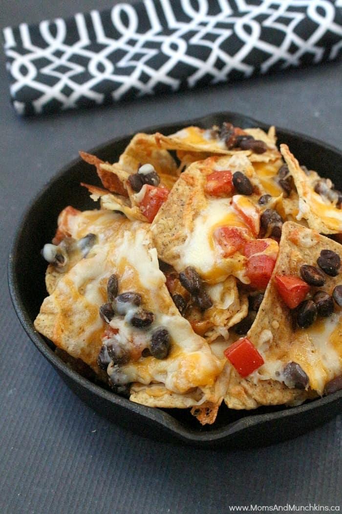 Grilled Picnic Nachos Recipe