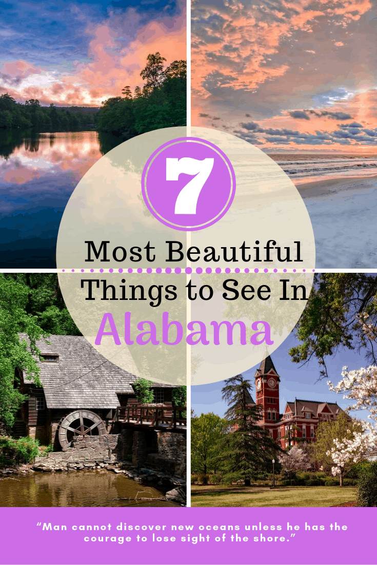 7 Most Beautiful Things To See In Alabama