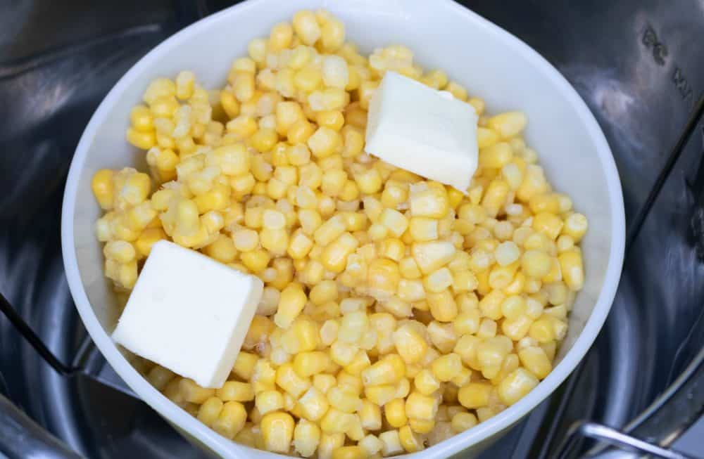 gotta have butter in your creamed corn