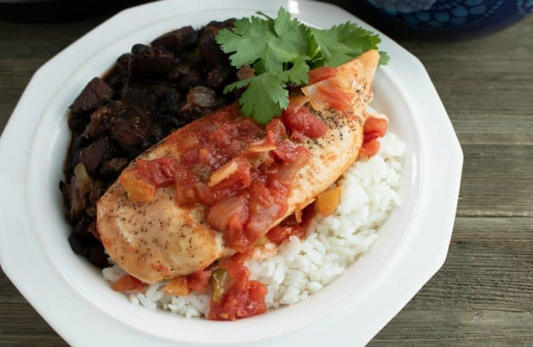 instant pot creole chicken recipe