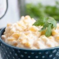 Instant Pot Cheesy Creamed Corn