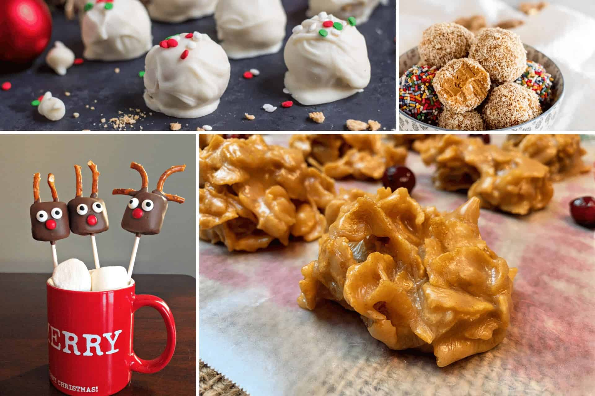 100+ No-Bake Christmas Cookies to Try!