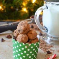 Hot Chocolate Truffle Balls