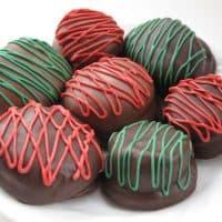 Chocolate Marshmallow (Mallomar) Cookies