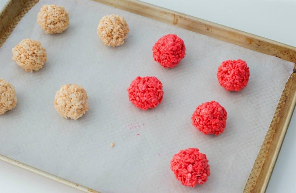 pokeball inspired treats