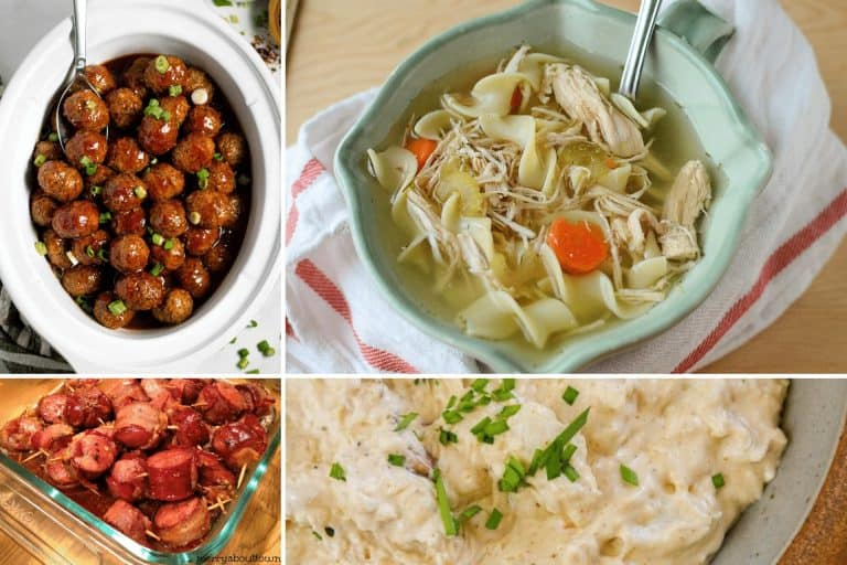 Christmas Crockpot recipes