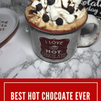 Best Hot Chocolate Recipe For a Crowd