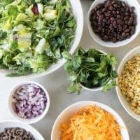 Easy and Delicious Taco Salad