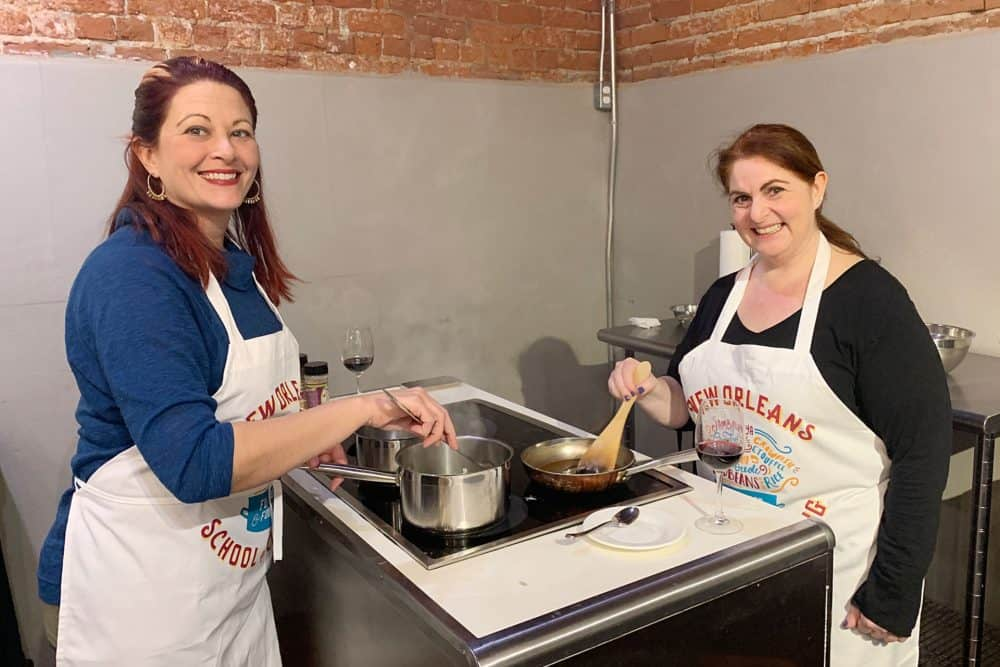 Cooking Class in New Orleans (1)