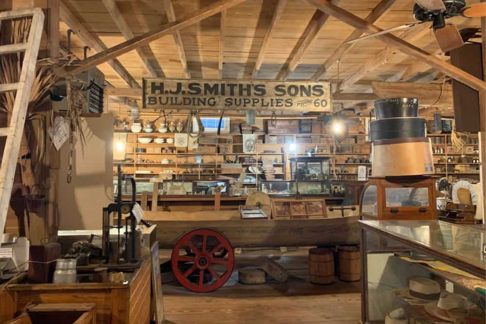 HJ Smith's Sons General Store and Museum