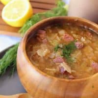 Corned Beef and Cabbage Soup Low Carb Recipe