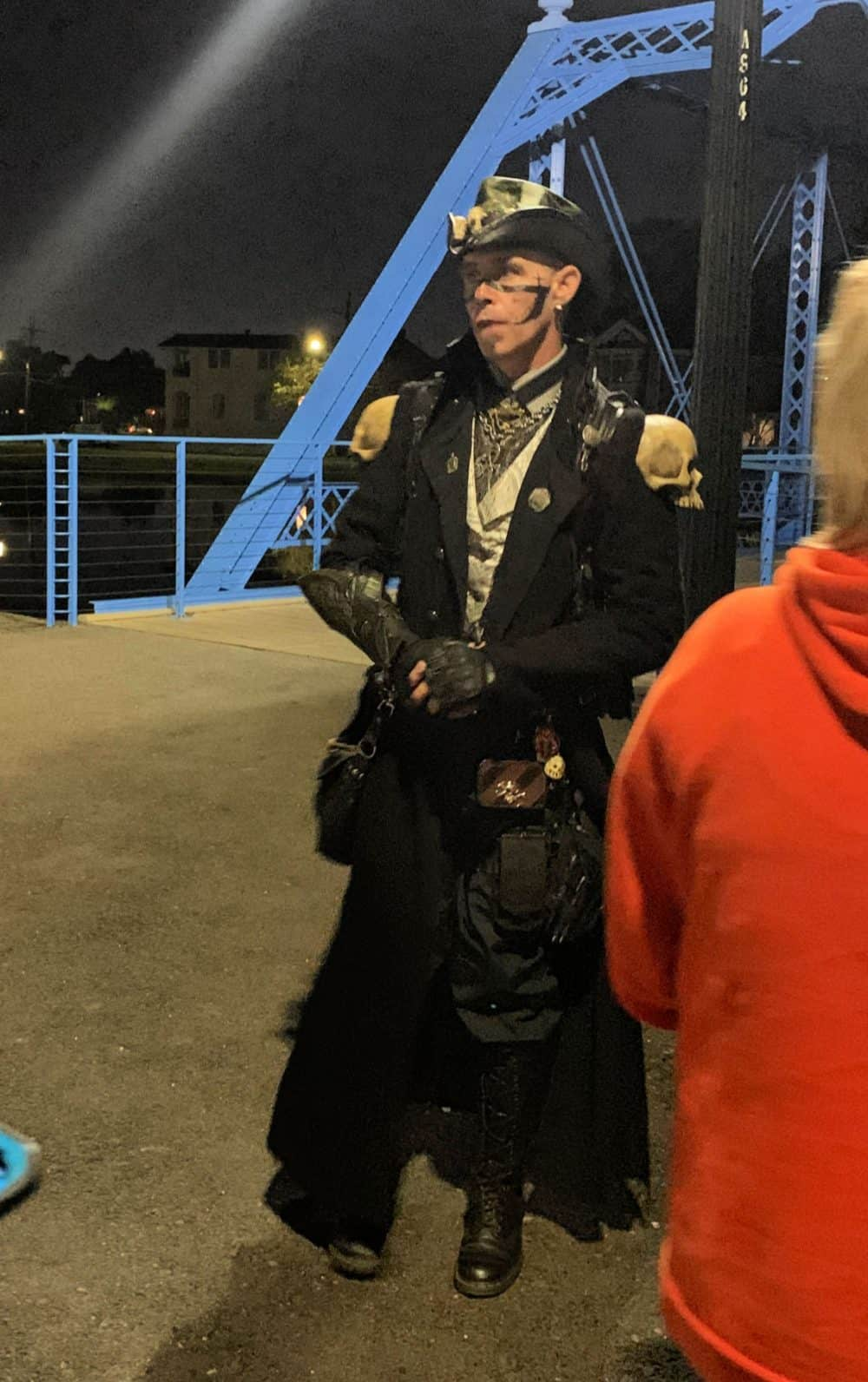 Tour Guide for New Orleans Ghost Tour