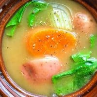 Best Chunky Instant Pot Vegan Soup Recipe
