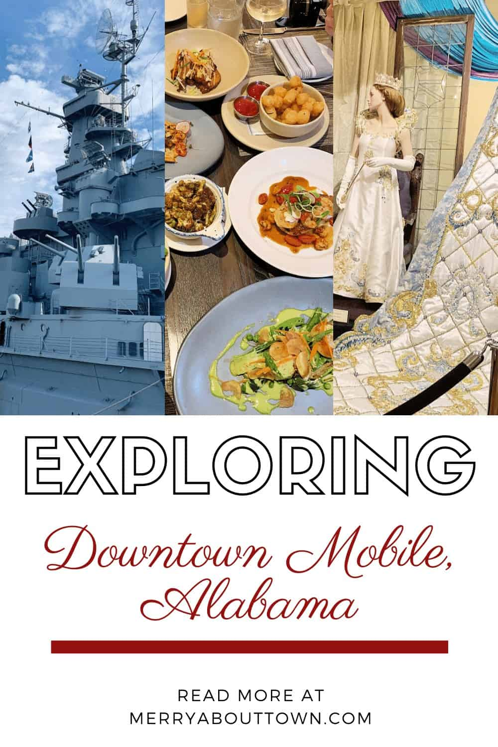 Things to do in downtown mobile alabama