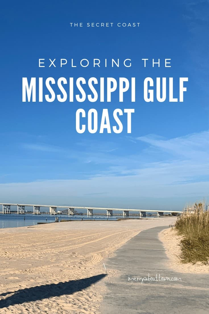 Have you been to the Mississippi Gulf Coast? Many haven't and here's why you are missing out! #Hosted #SecretCoast