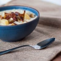 Slow Cooker Potato Corn Chowder