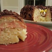 Robin's Nest Cake Recipe