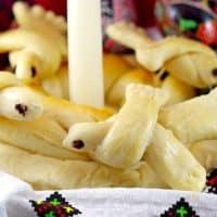 Ukrainian Easter Doves | tutorial