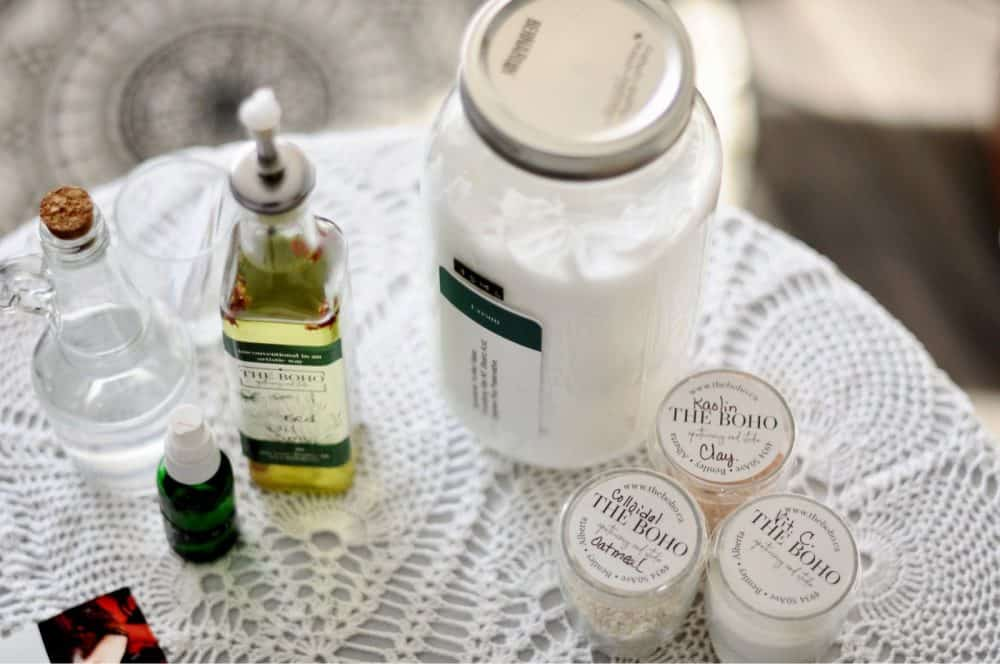 Products from The Boho Apothecary
