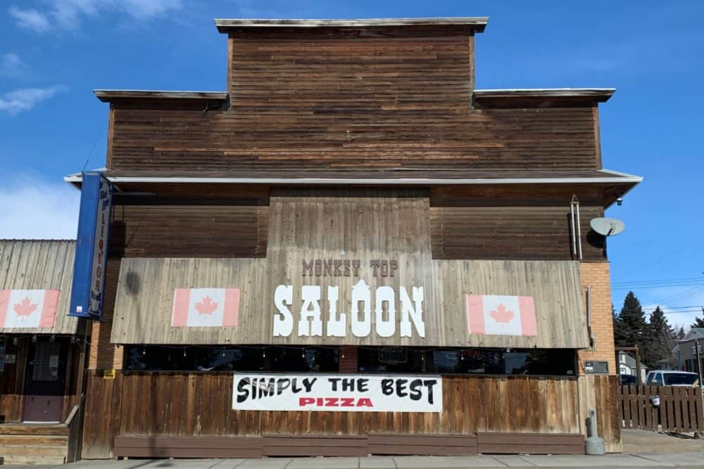 The Monkey Top Saloon