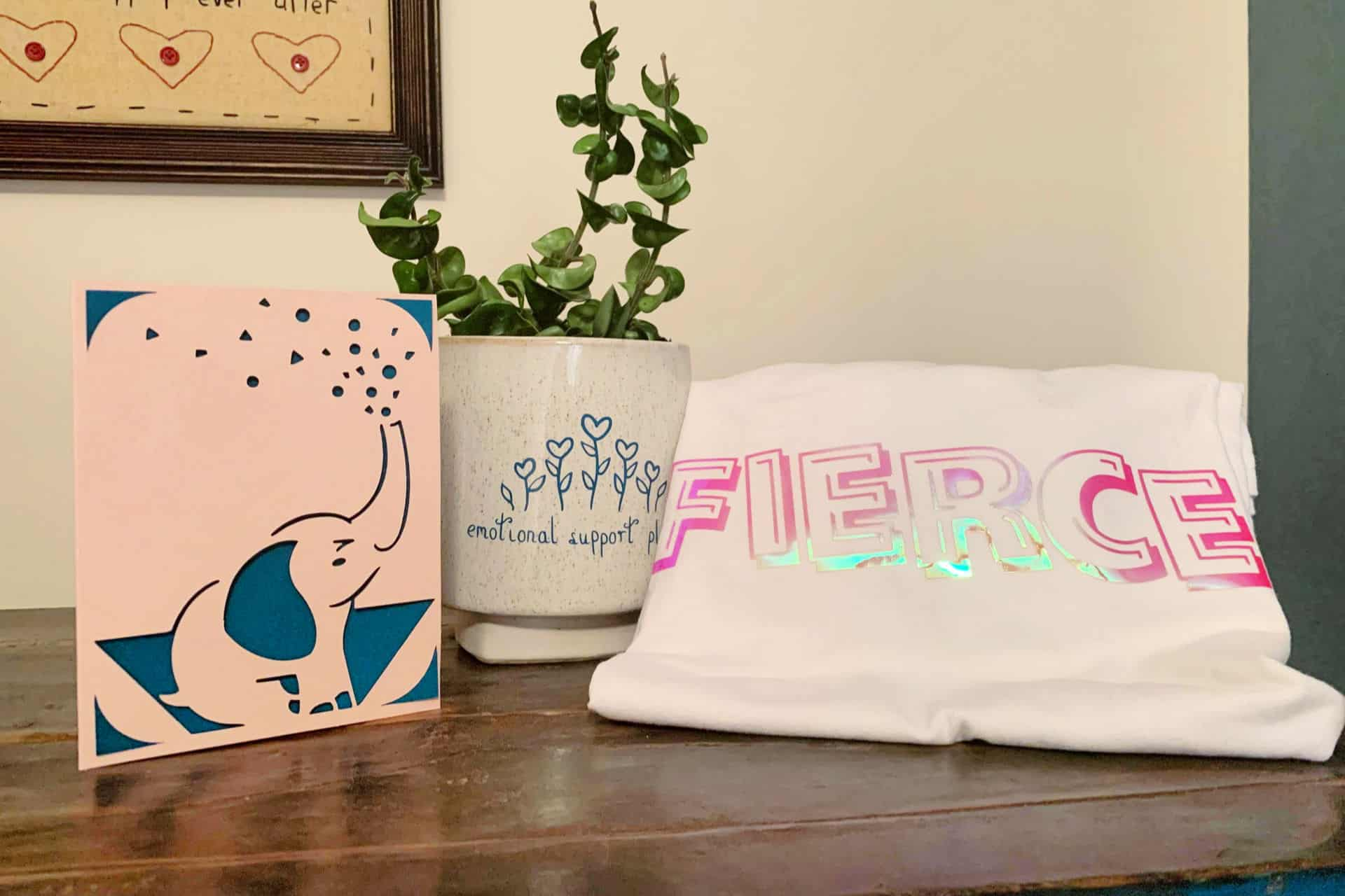 3 Easy Projects for Cricut Joy