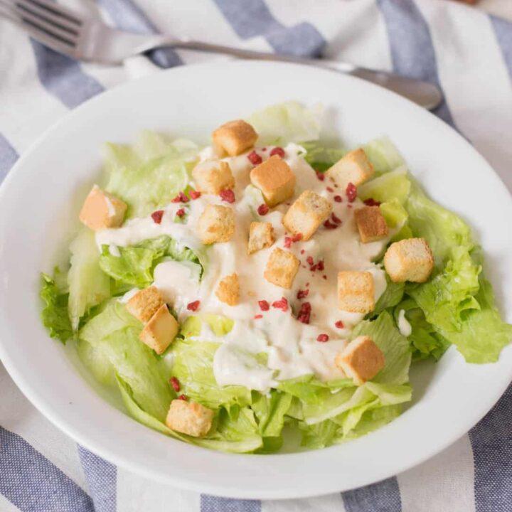 Garlicky-Caesar-Salad-Dressing-Recipe