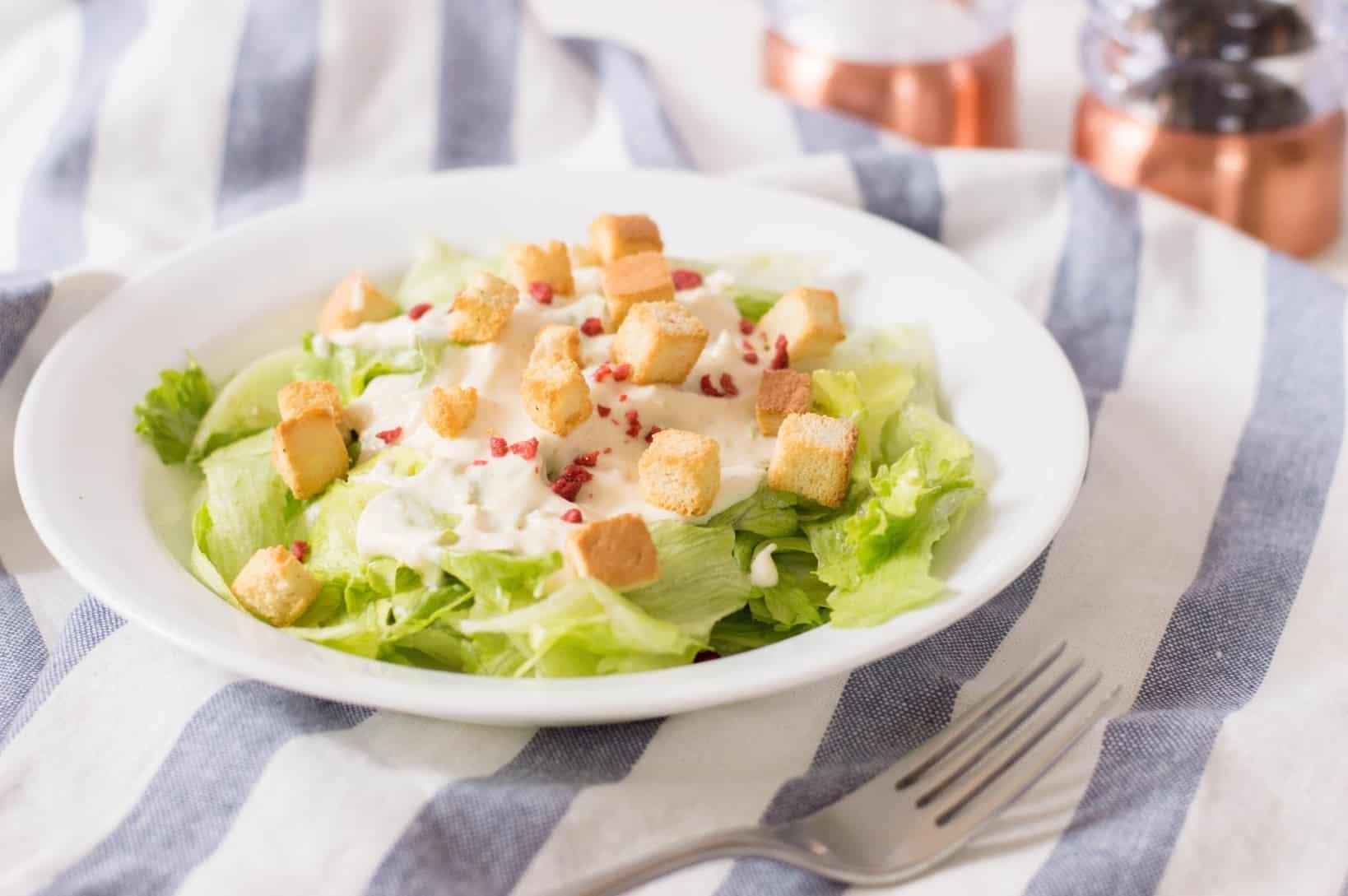Garlicky-Caesar-Salad-Dressing