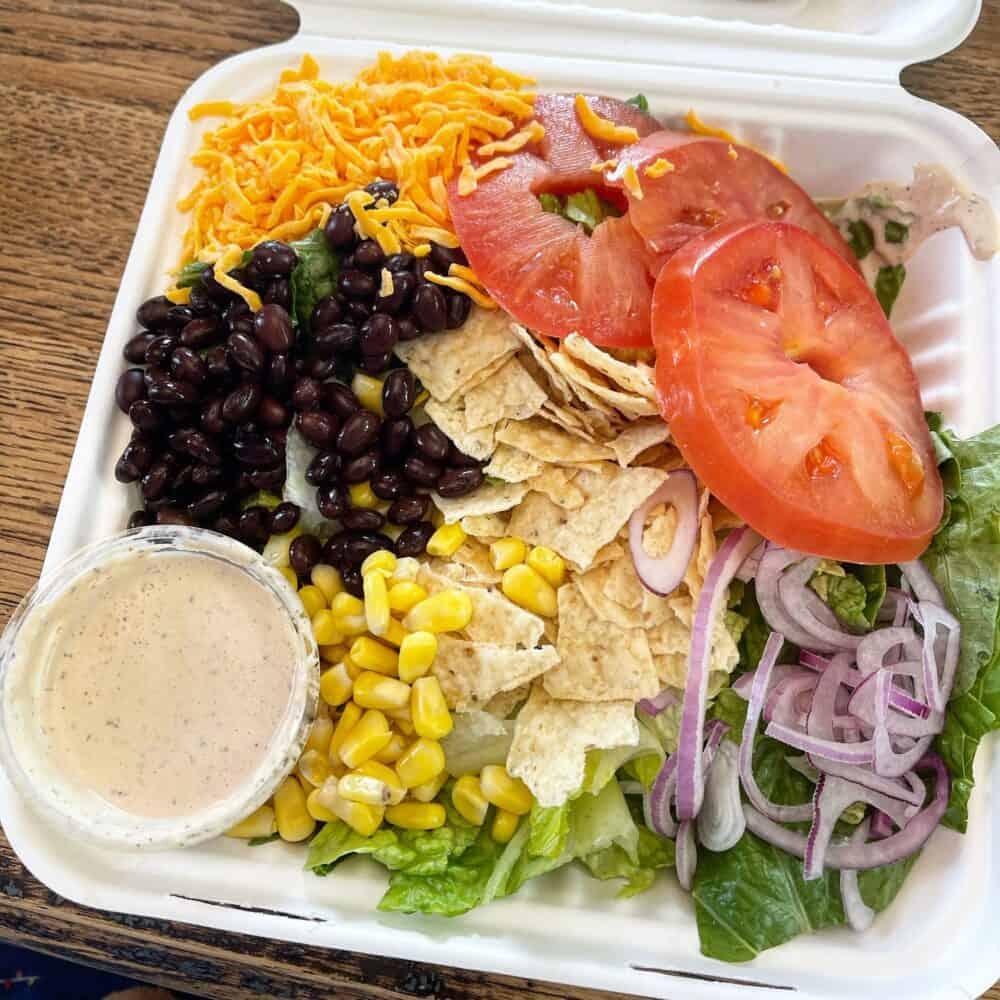 Southwest Salad from Eastside Eatery