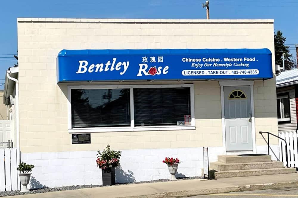 Bentley Rose in Bentley Alberta